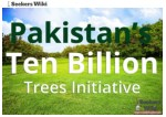 How Ten Billion Trees Initiative Will Change Pakistan's Environment?