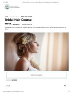 Bridal Hair Course - LIBM