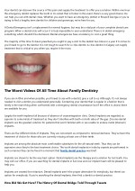 15 Reasons Why You Shouldn't Ignore Family Dental Center