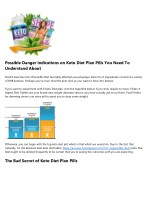11 Ways To Completely Sabotage Your Keto Pills Reviews Pruvit