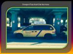 Freeport Taxi And Cab Services