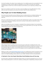 10 Compelling Reasons Why You Need Wedding Booking