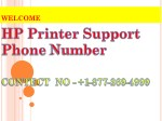 hp printer support technical number 1-877-269-4999