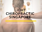 Things you should know when choosing a chiropractor - Light Chiropractic