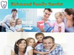 richmond family dentist