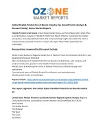 Global Flexible Printed Circuit Boards Industry Key Growth Factor Analysis & Research Study| Ozone Market Reports