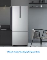 5 Things to Consider When Buying Refrigerator Online