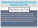 Estate Planning Attorney| Lawyers in Riverside Ca