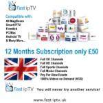 Best Quality IPTV Service @ The Lowest Price!