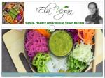 Find the easy vegan recipes for daily healthy eating