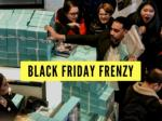 Black Friday frenzy 2018