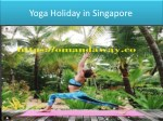 yoga surf retreat IN Thailand