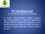 Affordable Toyota Prius hybrid battery replacement cost in Bend, OR USA