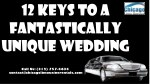How to Have a Unique Yet Traditional Wedding With Chicago Limo Rental