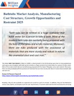 Bathtubs Market - Industry Analysis, Size, Share, Growth, Trends, and Forecasts 2025
