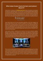 Event Planning Business | Wedding Venues In South Florida