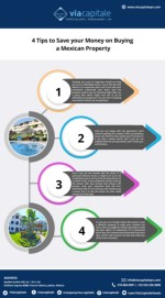 4 Tips to Save your Money on Buying a Mexican Property