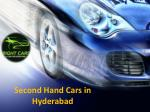 Certified Used Cars For Sale Hyderabad – Right Cars India