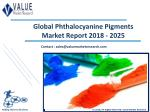 Phthalocyanine Pigments Market Share, Global Industry Analysis Report 2018-2025