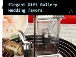 Wedding favors online for your wedding