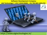 Software Development Company In India | Noida delhi