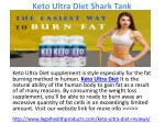 Keto Ultra Diet Pills Shark Tank Reviews How Do You Plan To Lose Weight