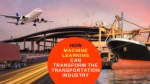 How Machine Learning Can Transform the Transportation Industry