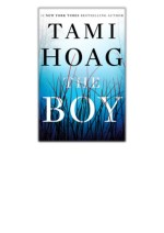[PDF] Free Download The Boy By Tami Hoag