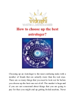 Marriage Astrologer in Delhi | Best Marriage Astrologer in Delhi