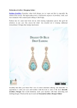 Artificial Fashion Jewellery Shopping Online