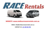 Hire Cheap Van Rental In Melbourne