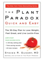 [PDF] Free Download The Plant Paradox Quick and Easy By Dr. Steven R. Gundry, M.D.