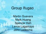 Group Ifugao