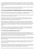 A Productive Rant About Small Wedding Reception