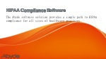 HIPAA Compliance Software/Abyde