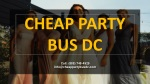 Getting the Most Out of Your Country Wedding with a Transport Service With a Party Bus DC