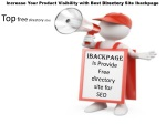 Increase Your Product Visibility with Best directory Site Ibackpage