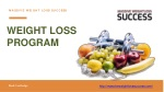 Weight Loss Program | Without Pills and Surgery