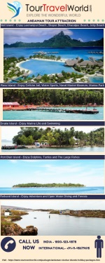 Andaman Islands packages