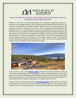 Buyers And Sellers Looking For A Real Estate Companythat Deals In Kelowna Real Estate Business Shall Read This!