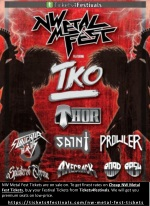NW Metal Fest 2019 Seattle Line-up & Tickets