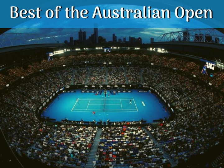 Australian Open 2019 Highlights