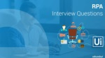RPA Interview Questions and Answers | UiPath Interview Questions and Answers | Edureka