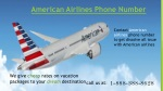 Flight ticket booking   American Airlines phone Number