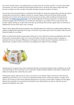The Benefits of Selecting Organic Baby Foods