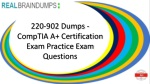 CompTIA 220-902 Exam Dumps