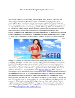 keto ultra diet weight lose shocking result reviews 2019