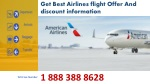 Call American Airlines number - Get Flights Ticket at 1-888-388-8628