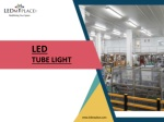 Features of T8 4ft 22W LED Tube