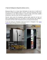 Best appliances and home services online - InTime Service